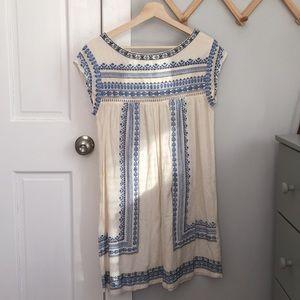 Star Mela Allie embroidery dress, size medium